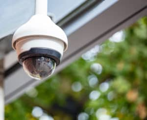 using video cameras can deter crime