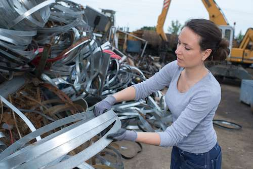protect your scrap yard