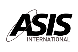 transparent asis international logo