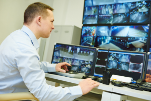 legal use of video surveillance