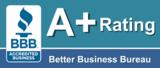highest rating from better business bureau
