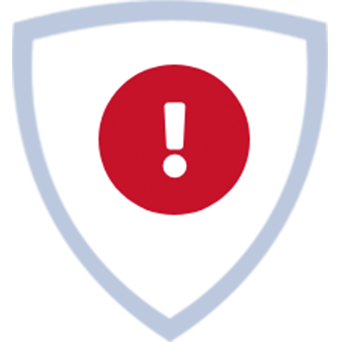 warning shield