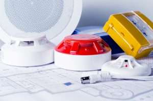 Types of Fire Alarms for Temporary Sites