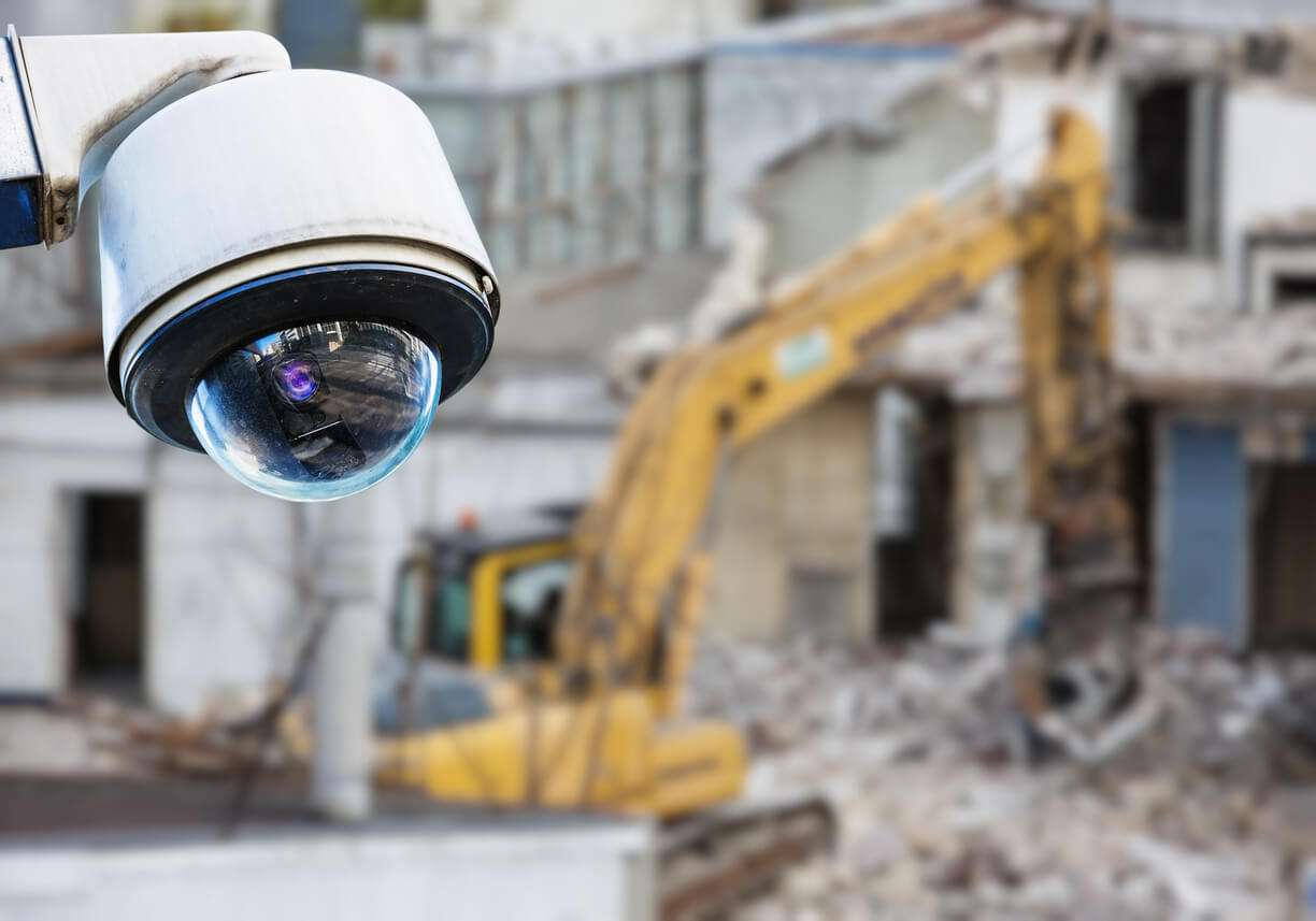Cost to Install Video Surveillance Cameras for Construction Site Contractors