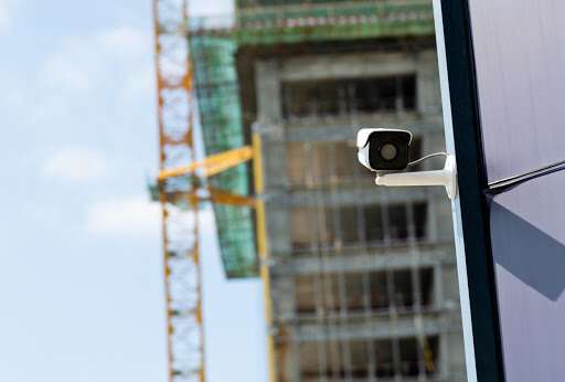 Jobsite Security camera rental