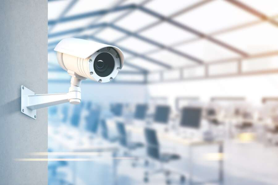 Commercial Video Surveillance Monitoring