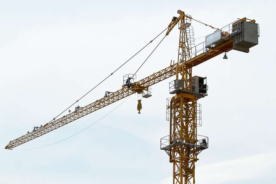 Tower Crane Safety and Security