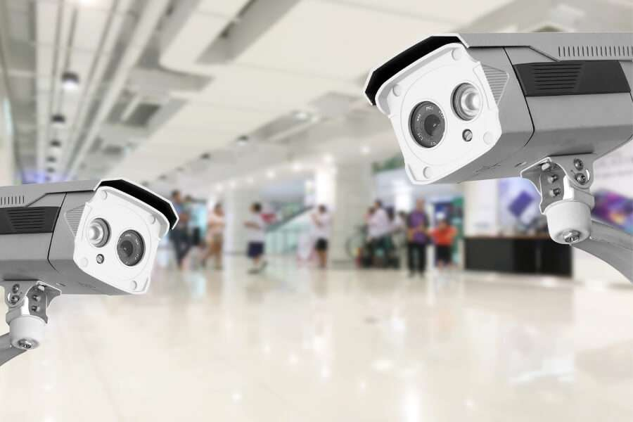 Retail Security Cameras