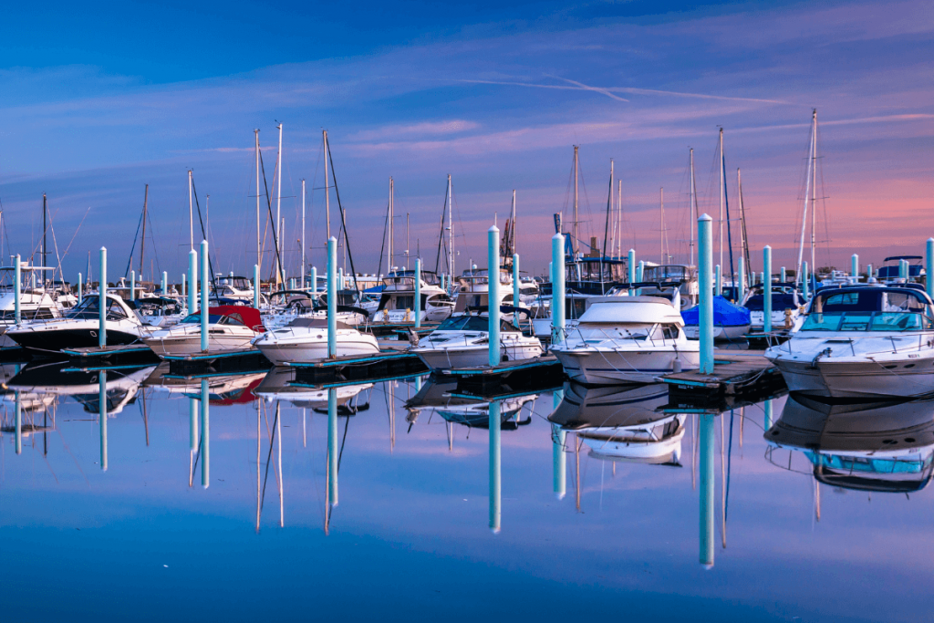 marina security services in Maryland